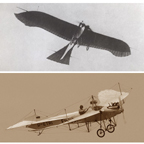 The Etrich-Rumpler Taube