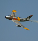 The North American F-86 Sabre