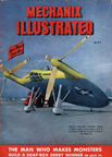 Mechanix Illustrated Article on the Vought V-162 Flying Flapjack