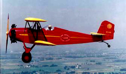 The Consolidated Model 14 Fleet Biplane
