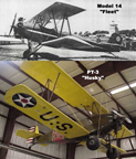 The Consolidated Model 14 Fleet Biplane and PT3 Husky