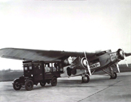 The Ford Tri-Motor Tin Goose