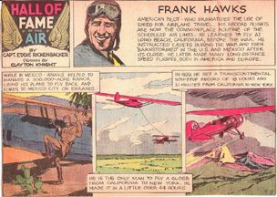 Frank Hawks, Aviation Pioneer