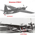 The Grumman XTBF3-1 Guardian