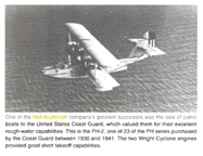 The Hall Aluminum Aircraft Co. XPH-2 patrol flying boat