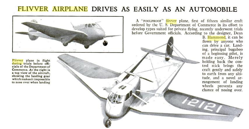 Model Airplane News Cover For November 1935