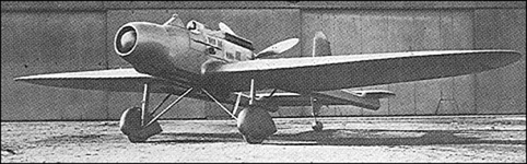 The Hanriot-Biche H.110