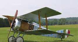 The Hanriot HD1
