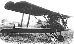 The Hanriot 3C2