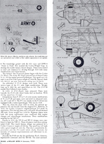Plans for a model of the Curtiss F6F Hawk Model Airplane News January, 1953