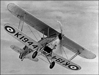 The Hawker Fury