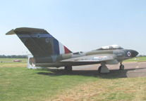 The Gloster Javelin