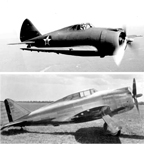 The Republic XP-40 (Actually, XP-43)