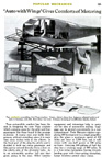 The Lockheed Vega in Popular Mechanics August, 1938