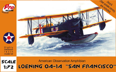 The Loening OA-1A Scout Observation