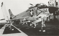 The McDonnell F3H Demon