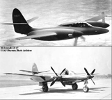 The McDonnell XP-67 Moonbat