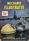 Consolidated PBY Catalina Flying Boat on the cover of Mechanix Illustrated March 1943