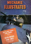 Consolidated PBY Catalina Flying Boat on the cover of Mechanix Illustrated November 1943