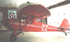 The Central Air Monocoupe 90A