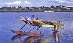 The Morane Saulnier Type G  Floatplane version