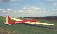 The Nelson Hummingbird Powered Glider