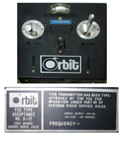 Orbit electronics radio control transmitter