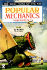 Popular Mechanics article on the Boeing P-26 Peashooter