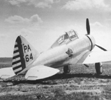 The Republic Seversky P-35 Guardsman