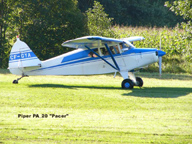 The Piper PA-20 Pacer