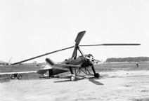 The US Army PitcairnPA-33 Autogiro