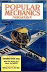 Popular Mechanics November 1953 cover