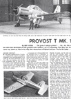 Model Arplane News June 1969 Cover Provost T Mk 1 Radio Control