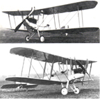 The Royal Aircraft Factory BE.2 Quirk