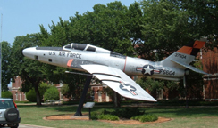 The Republic F84-f Thunderstreak