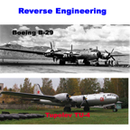 The Boeing B-29 Superfortress and the Russian copycat the Tupolev TU-4