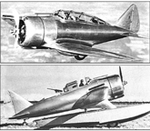 The Seversky 2PA Export Fighter