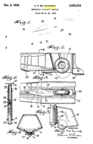 The Seversky SEV-3L  Patent No. 2,023,312