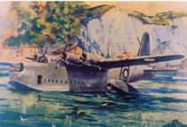 The Short Sunderland Flying Boat