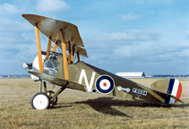The Sopwith Camel