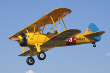 The Stearman (Boeing) PT-17 Trainer