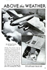 Boeing Model 307 Stratoliner article in Popular Mechanics January 1939 Above the Weather