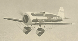 The Travelair Texaco No. 13