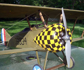 The Thomas-Morse SC-4 Scout