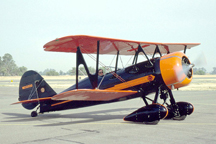 The Curtiss-Wright Travelair Speedwing