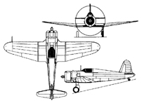 The Vought V-143 Pursuit