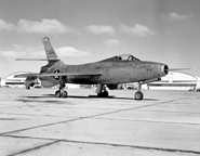 The Republic XF-91 Thunderceptor