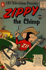 Zippy the TV Chimpanzee