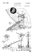 Speed King Pedal Patent 2132211