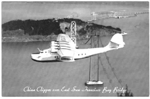 Martin Model 130 China Clipper Flying Boat